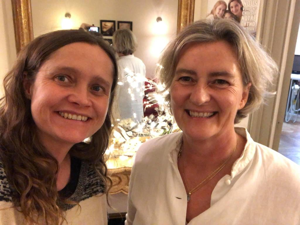 Lucile Cornet-Vernet et Maguelone Gilbert-Vidal