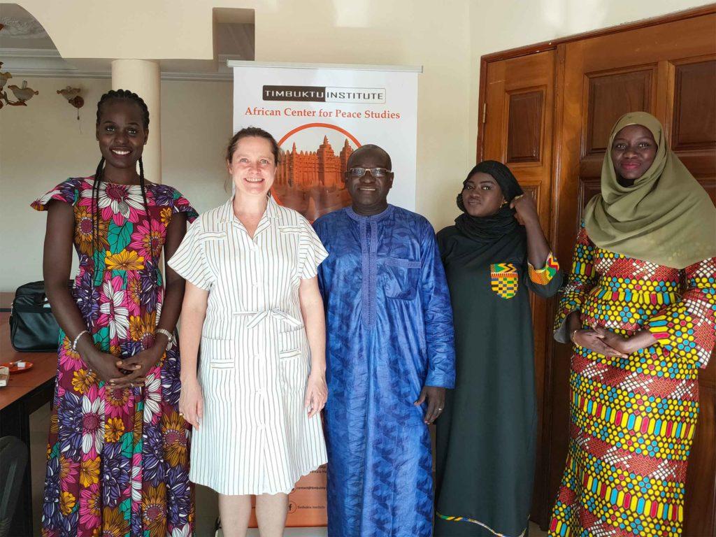 Timbuktu Institute, partenaire de Tombouctou Héritage